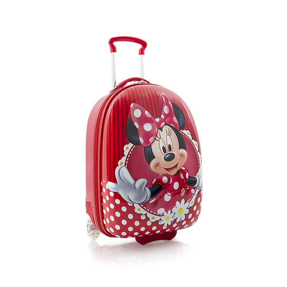 Heys Disney Red Minnie Mouse Suitcase