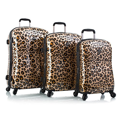 Gorgeous Leopard Luggage Sets