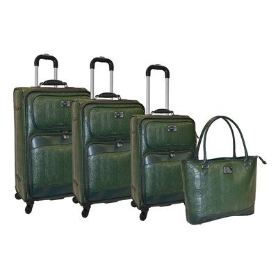 Leather Luggage Sets for Women