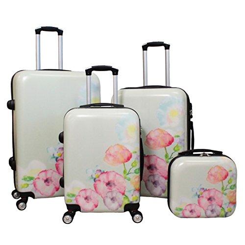 Gorgeous Floral Suitcases