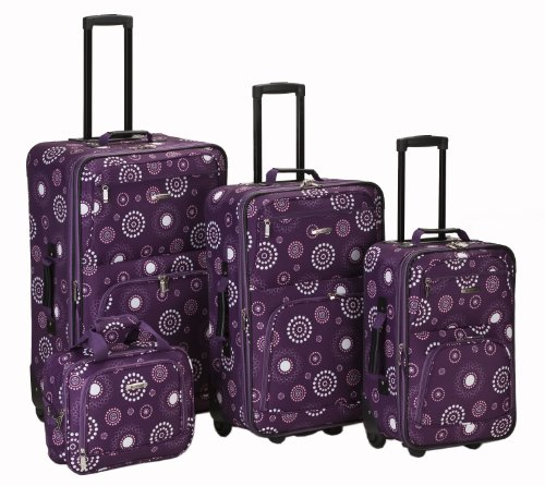 Cheap 4-Piece Luggage Sets