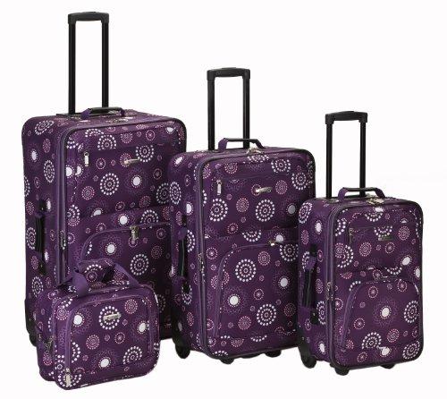 Cheap 4-Piece Luggage Sets