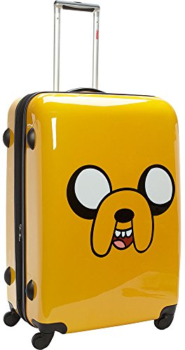 Adventure Time Jake The Dog 30'' Yellow Spinner Upright