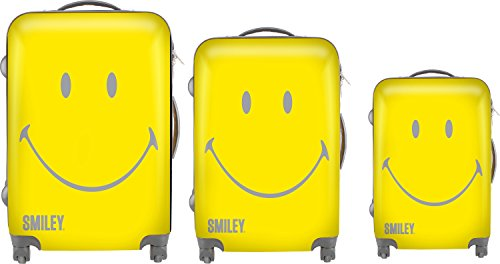 Coolest YELLOW Suitcases