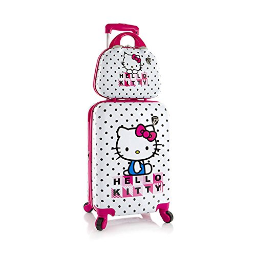 Adorable Hello Kitty Suitcases