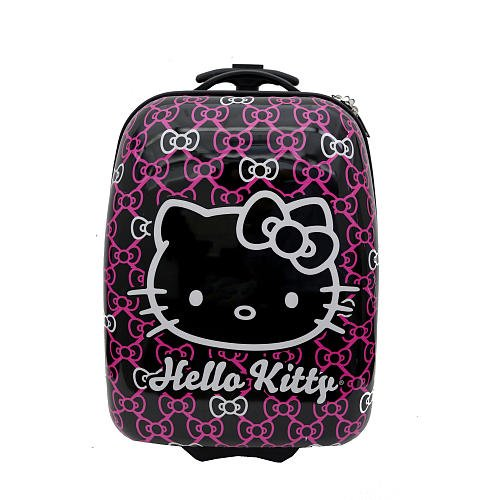 Hello Kitty Carry-on Suitcase