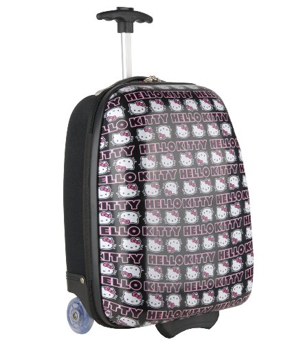 HELLO KITTY SIGNATURE ABS LUGGAGE