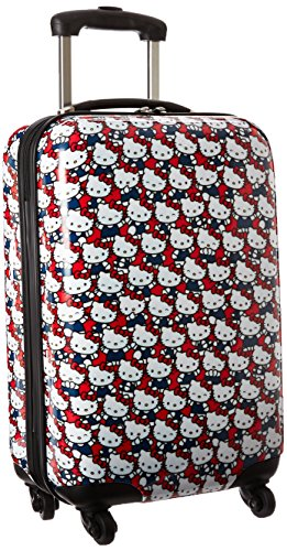 Fun Patriotic Hello Kitty Suitcase