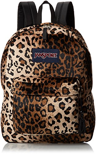 Gorgeous Cheetah Print Backpack