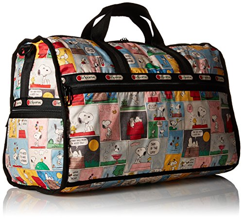 Cute Snoopy Weekend Duffle Bag for Women