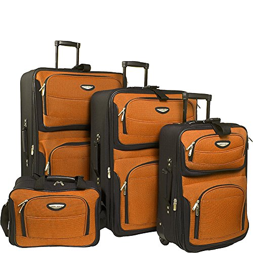 Cheap 4 Piece Luggage Sets