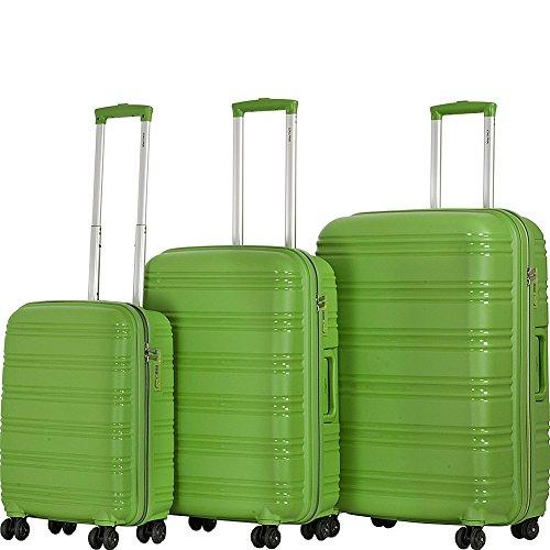 Wasabi Green Lightweight Luggage Set