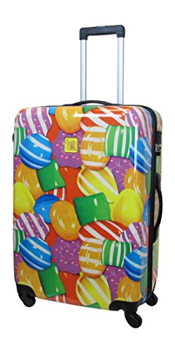 candy crush suitcase