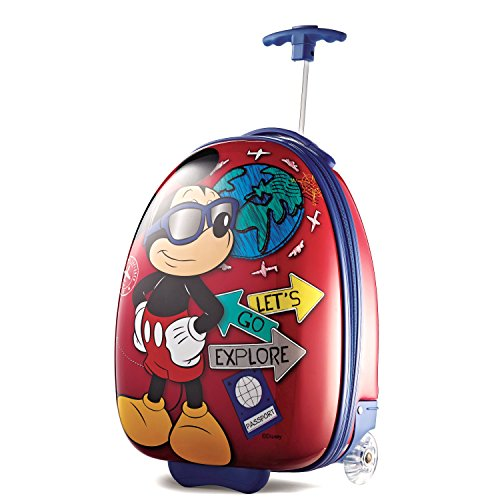 Fun Mickey Mouse Suitcase