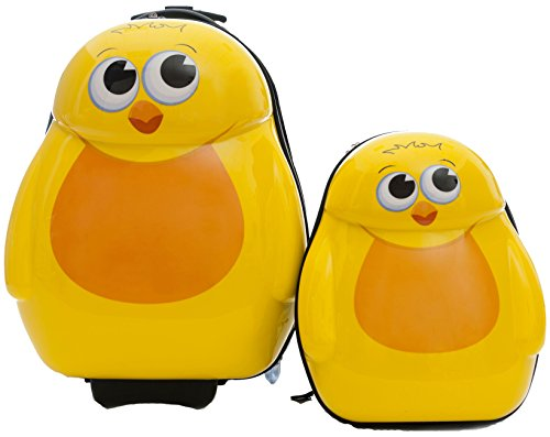 Yellow Chick Luggage Set!
