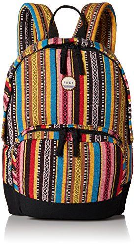 Rainbow Stripe Backpack