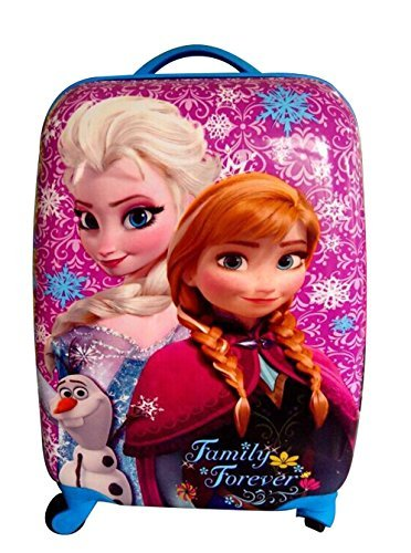 Disney Frozen 18″ Hard Side Carry On Spinner