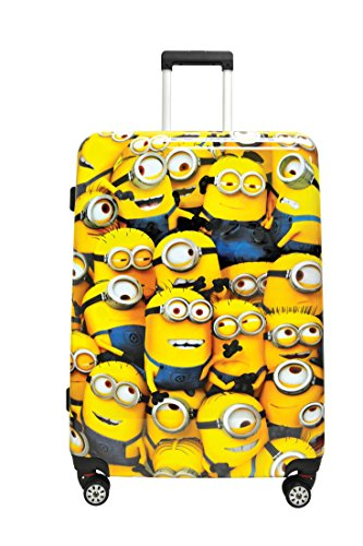 Despicable Me suitcase