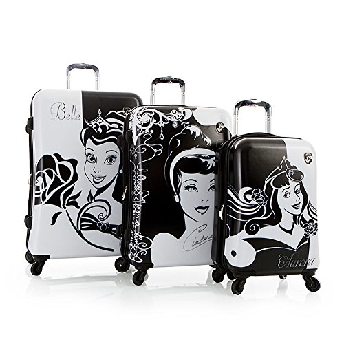 Disney Princess Hardside Luggage Set