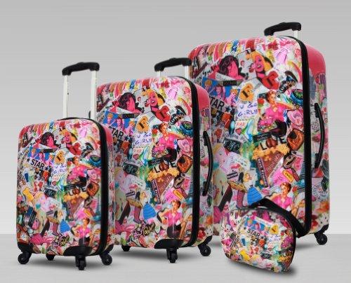 fun luggage sets