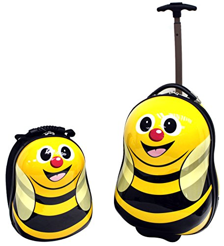 Happy Bumblebee Suitcase for Kids