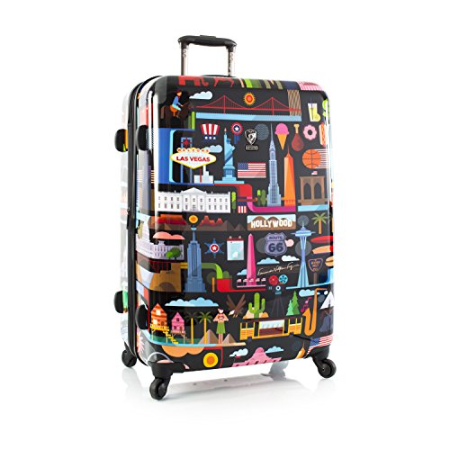 Colorful Suitcase