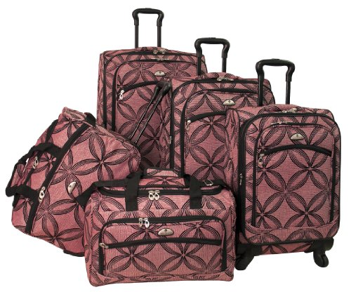 Cheap 5-piece Luggage Online