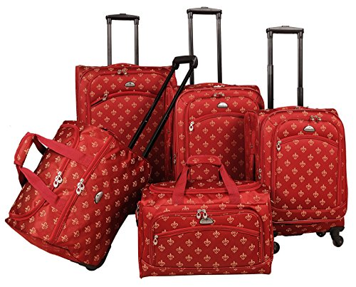 Beautiful 5 Piece Luggage Sets for Sale