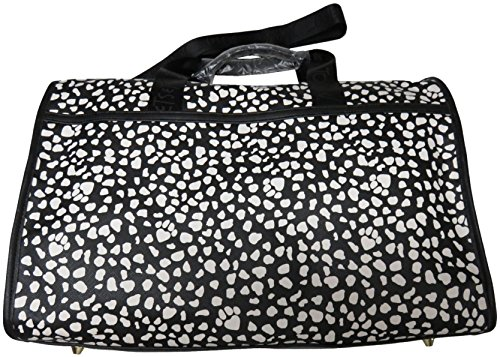 Cute Paw Prints Betsey Johnson Women's Duffle Bag