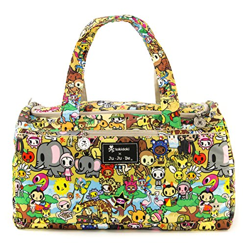 Tokidoki Collection Super Star Large Travel Duffel Bag