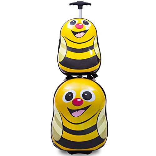 cute luggage for kids
